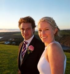 Antonia & Tom wedding