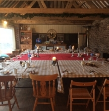 Wurzell Whistle large Party Table meal