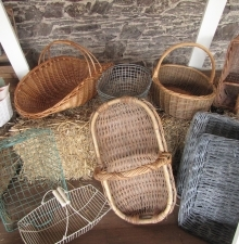 Baskets for hire